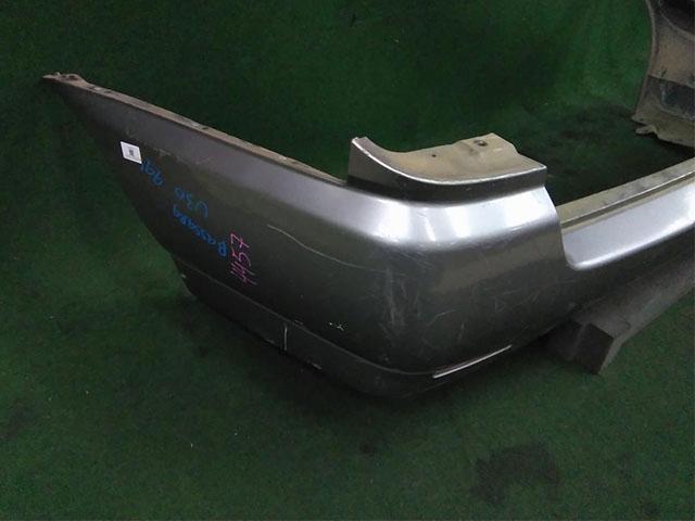 Бампер задний серый с катафотами (царапины)  H5022AD7MA_BU