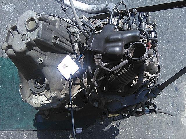 Двигатель (мотор) 1.8 SR18DE со стартером, генератором, ГУР-ом и компрессором, 93000 км. МКПП 2WD в сборе (Б/У) для NISSAN BLUEBIRD SYLPHY I G10 2000-2005