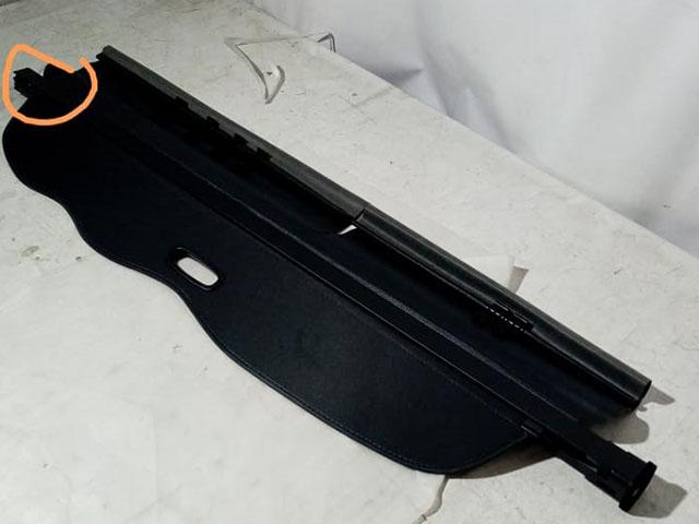 Шторка багажника Уценка 20% (сломано крепление) (уценка) для TOYOTA LAND CRUISER PRADO 150 2009-н.в.