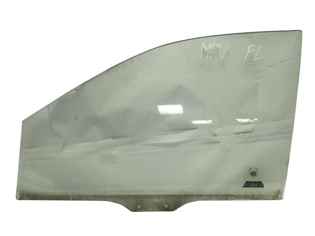Стекло двери переднее левое (Б/У) для MAZDA MPV LW 1999-2006