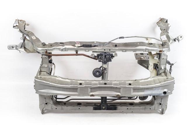 Суппорт радиатора (передняя панель/телевизор) с усилителем и замком копота (Б/У) для MITSUBISHI GRANDIS