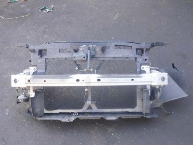 Суппорт радиатора (передняя панель/телевизор) с усилителем бампера и замком копота (Б/У) для MAZDA PREMACY CR 2005-2010