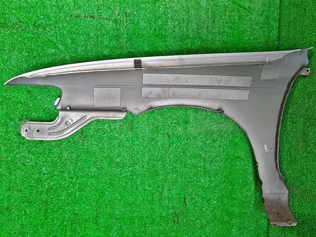 Крыло переднее правое серо-голубое (Б/У) для NISSAN AVENIR II W11 1998-2005