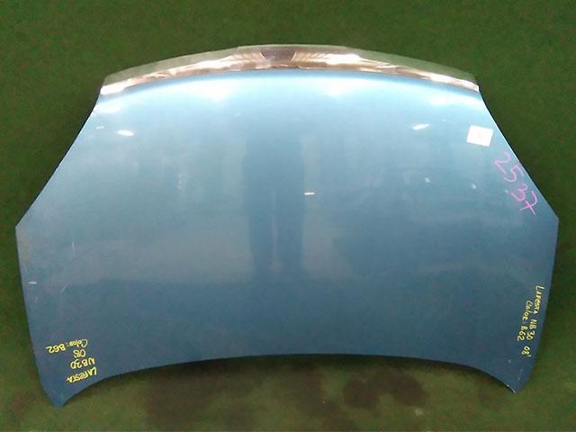 Капот синий в сборе с шумоизоляцией  F5100EN0MM_BU