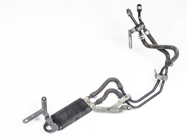 Радиатор гидроусилителя руля в сборе с патрубками 2WD АКПП (Б/У) для NISSAN SKYLINE V35 2001-2004