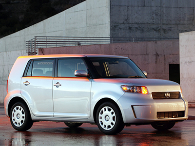 SCION XB E150 2007-2015
